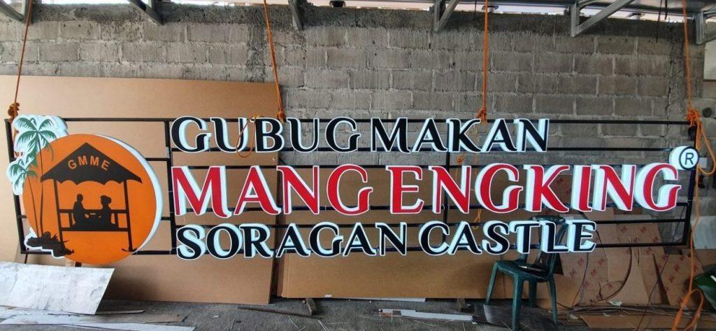 Jasa Pembuatan Huruf Timbul di Bondowoso Murah dan Berkualitas