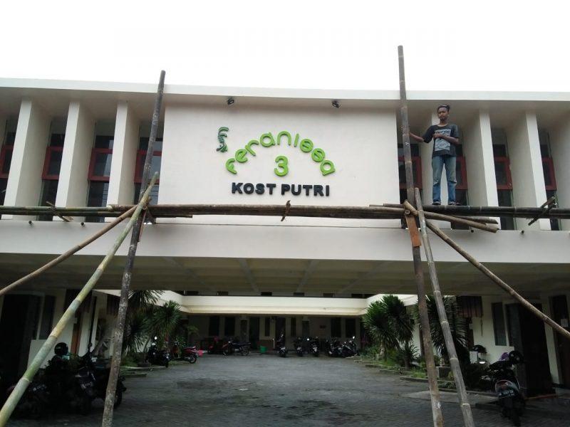 Jasa Pembuatan Huruf Timbul di Ngawi Amanah dan Terpercaya
