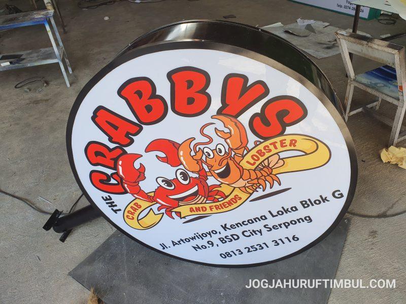 Jasa Pembuatan Neon Box di Ponorogo Paling Murah dan Profesional
