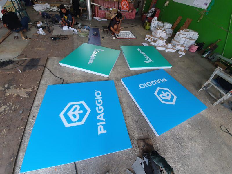 Jasa Pembuatan Neon Box di Probolinggo Paling Murah dan Profesional