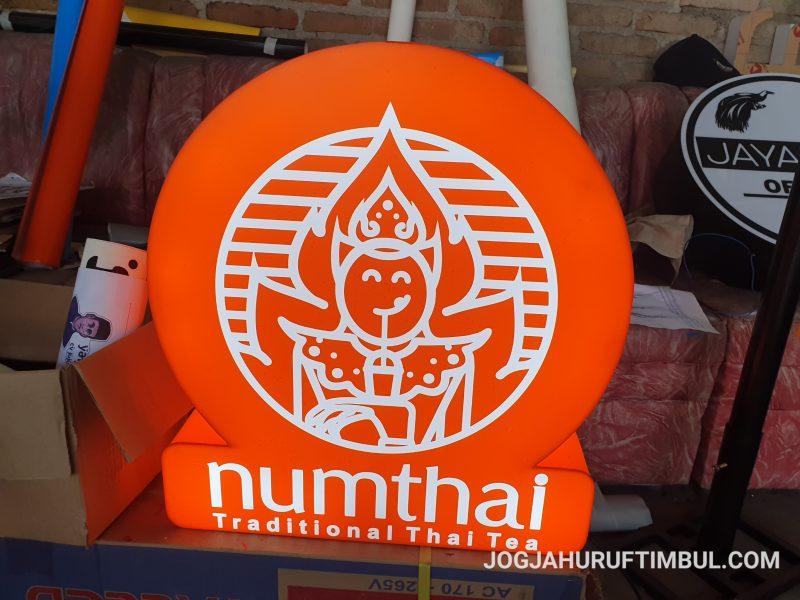 Jasa Pembuatan Neon Box di Situbondo Paling Murah dan Profesional